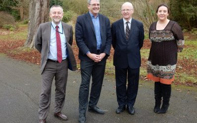 Police and Crime Commissioner for Surrey visits Amber