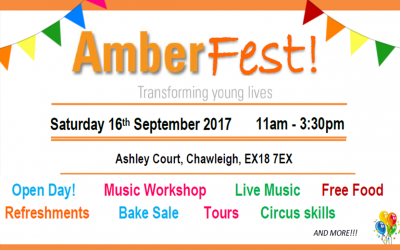 AmberFest!!!! 16th September – Devon.